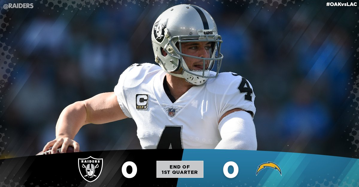 One down. #OAKvsLAC https://t.co/H92l34cBCx