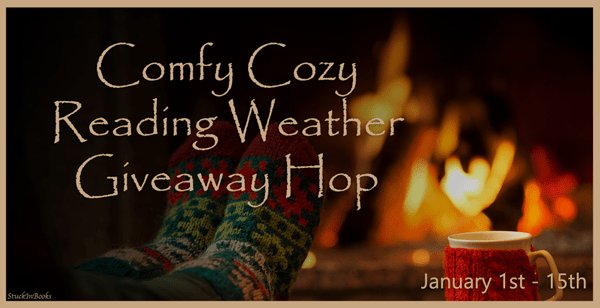 #Giveaway Comfy Cozy Reading Weather Hop #Win a Mystery Box