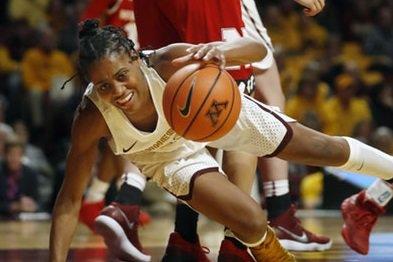 Gophers women's basketball falls to Nebraska in Big Ten home opener