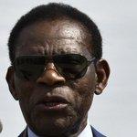 Guinée équatoriale: le président Obiang dénonce «une guerre» en préparation