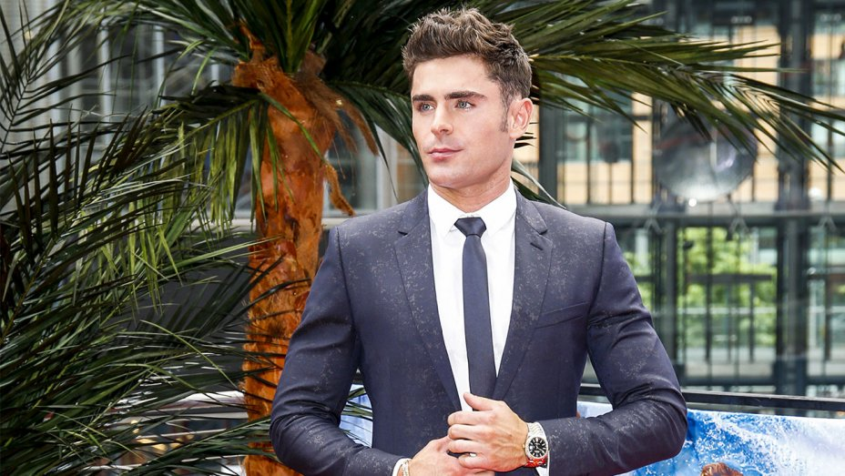 Zac Efron recounts phone call with Michael Jackson that had them both in tears