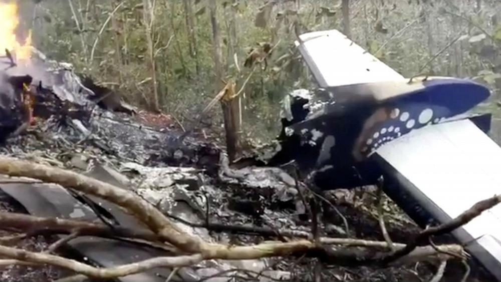 12 dead in Costa Rica plane crash