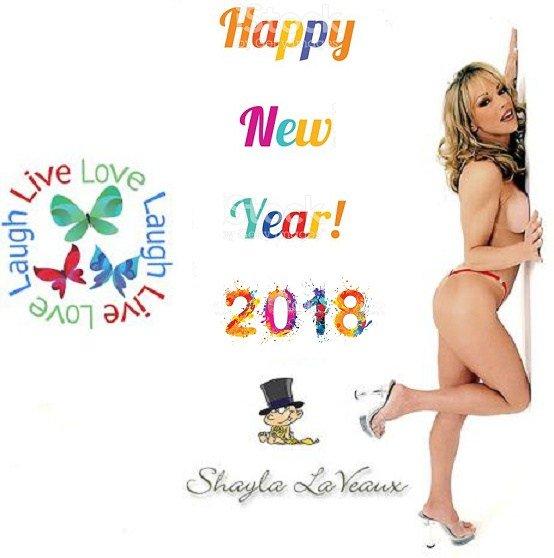 HAPPY NEW YEAR 2018! TfyRTsUyxZ FMKbmAdxKb