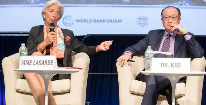 Make reforms while sun shines on world economy: Lagarde