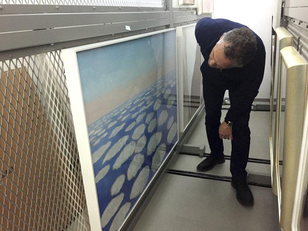 Digital tools may slow damage to Georgia O'Keeffe's art