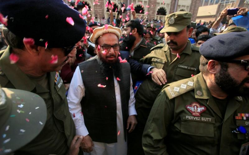 Exclusive: Pakistan plans takeover of charities run by Islamist figure U.S. has targeted