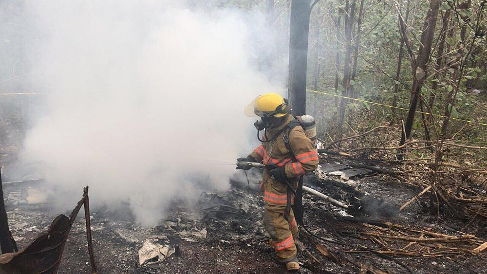 10 Americans killed in fiery plane crash in Costa Rica