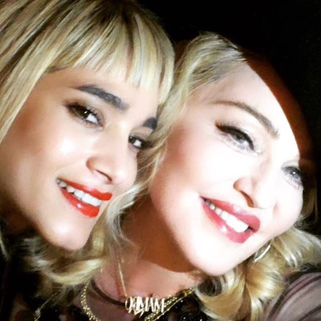 2 Atomic Blondes! ????‍♀️????‍♀️ ???????????????? = FUN! ???????????????????????????????????????????????????????????? @sofisia #friends #fun #2018 #inspiration #life #love ♥️ https://t.co/nVgGD5k9Wx