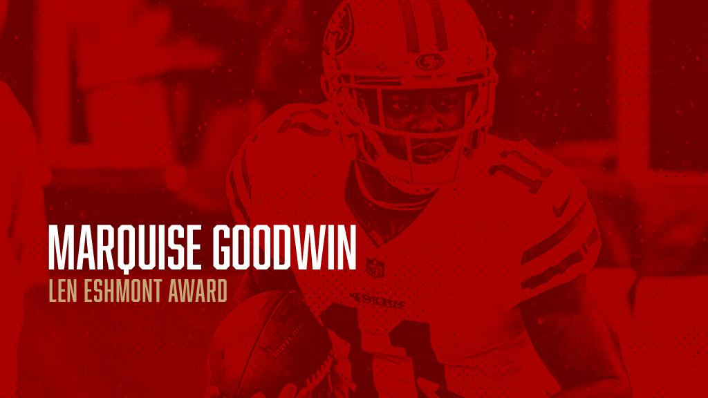 Congrats to our 2017 #49ers Team Award winners ��  https://t.co/1P7MwEDw56 https://t.co/iBPjYxzRh0