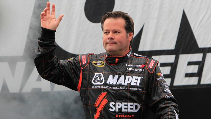 Happy 49th birthday Robby Gordon.