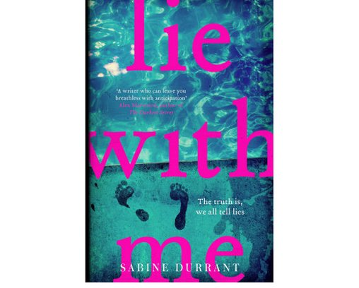 Lie With Me Giveaway