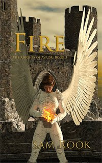 Fire  by Sam Rook
