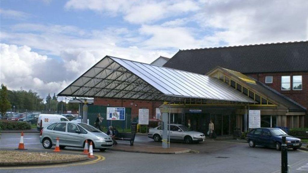 Flu cases prompt visit restriction at Wrexham hospital