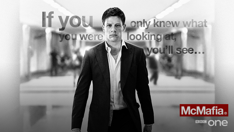 Welcome to the world of #McMafia. Tap �� Continues tonight, 9pm. @BBCOne. https://t.co/ldbmtoLEL4