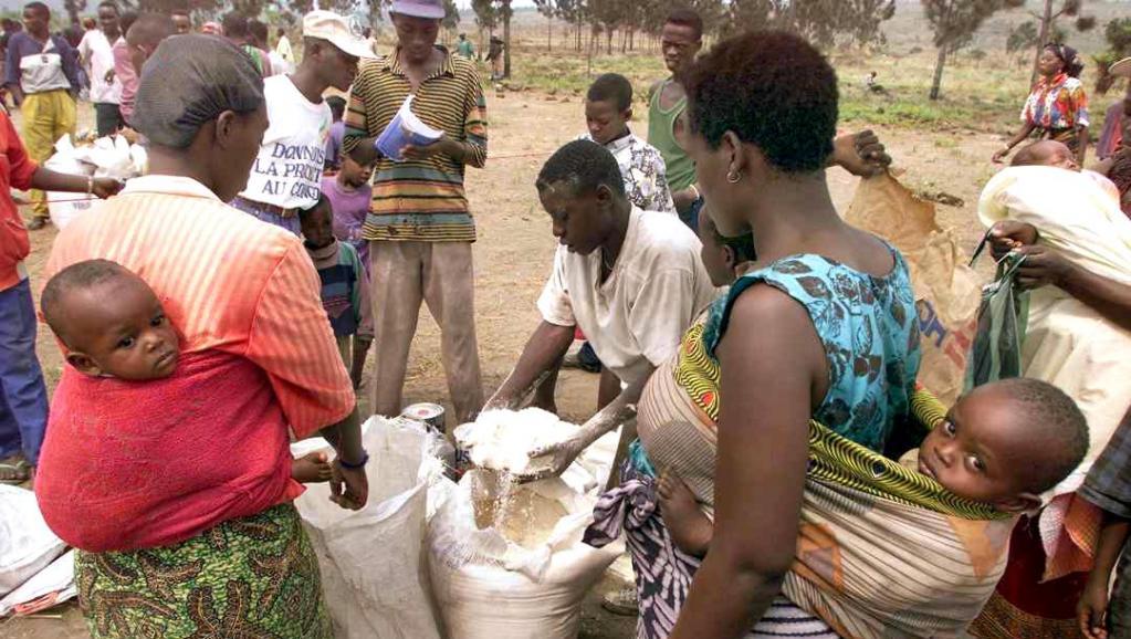 le sort incertain des réfugiés rwandais