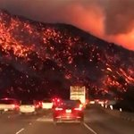 Mudslide danger replaces fire threat in SouthernCalifornia