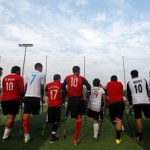 Egyptian amputees go for goal with one-legged soccer league