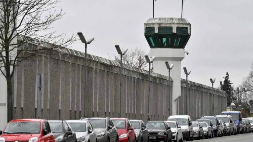 Berlin prison hit by three escapes in one week