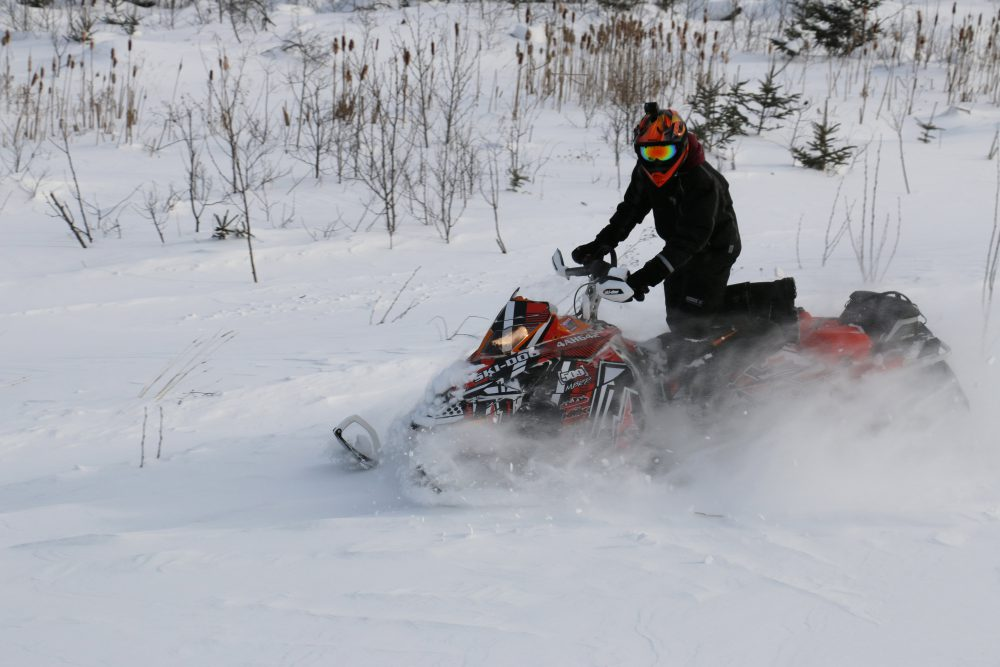 Fatal snowmobile crashes prompt warning from OPP