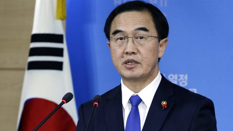 South Korea offers talks with North Korea on Winter Olympics