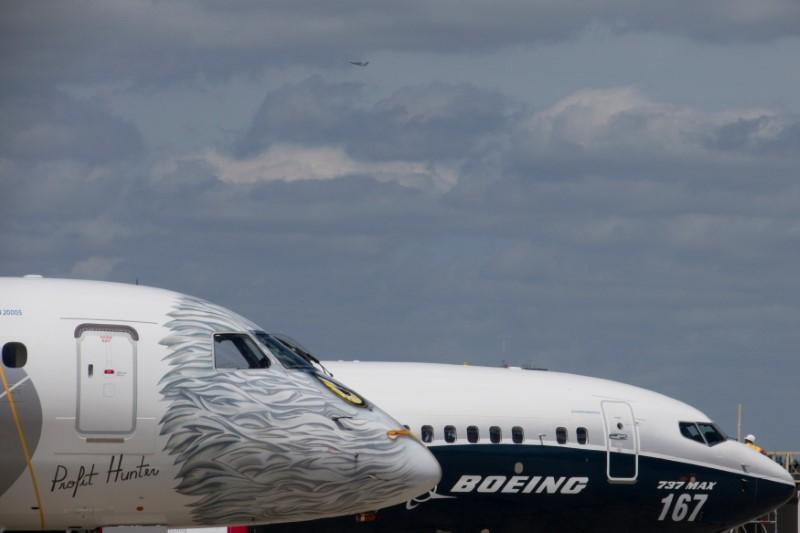 Boeing talks not considering change of control at Embraer: paper