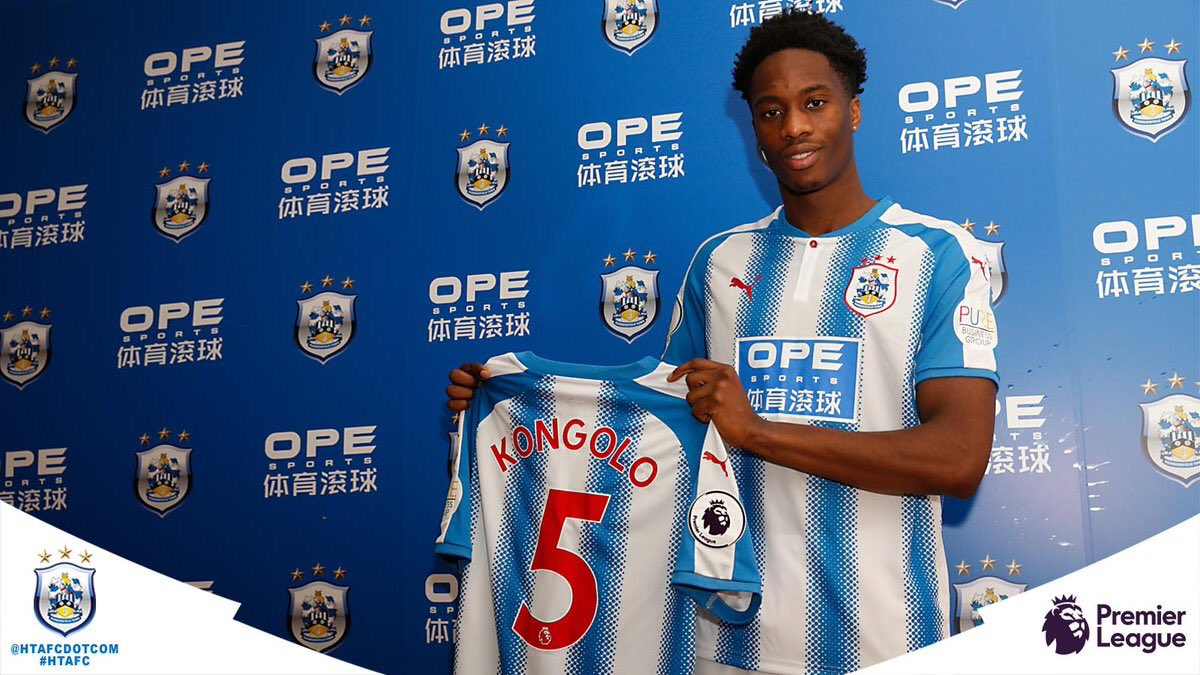 Huddersfield take Monaco's Kongolo on loan