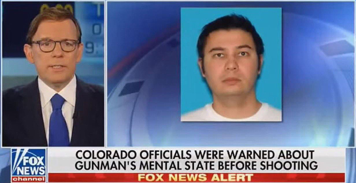 Fox News report on the Colorado gunman ignores his white supremacist connections: https://t.co/4gMUymhvRU https://t.co/0j099ogmiH
