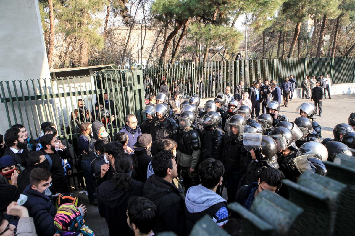 Iran urges Trump to fight crime and poverty, not other countries on Twitter