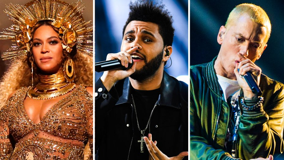 .@Beyonce, @TheWeeknd, @Eminem to headline @Coachella 2018