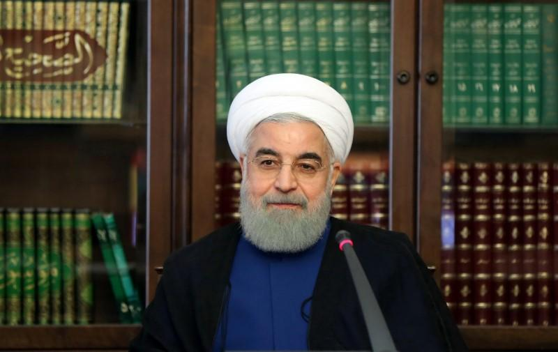 Iran protests could hurt clerics but Rouhani has most to lose, say insiders