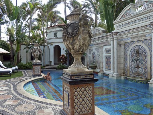 Versace's former mansion now a luxury hotel