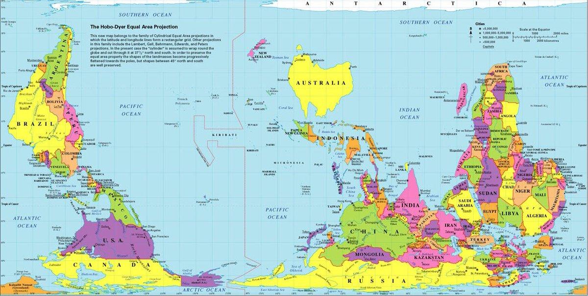 карта мир Австралия map world Australia  № 3018724  скачать