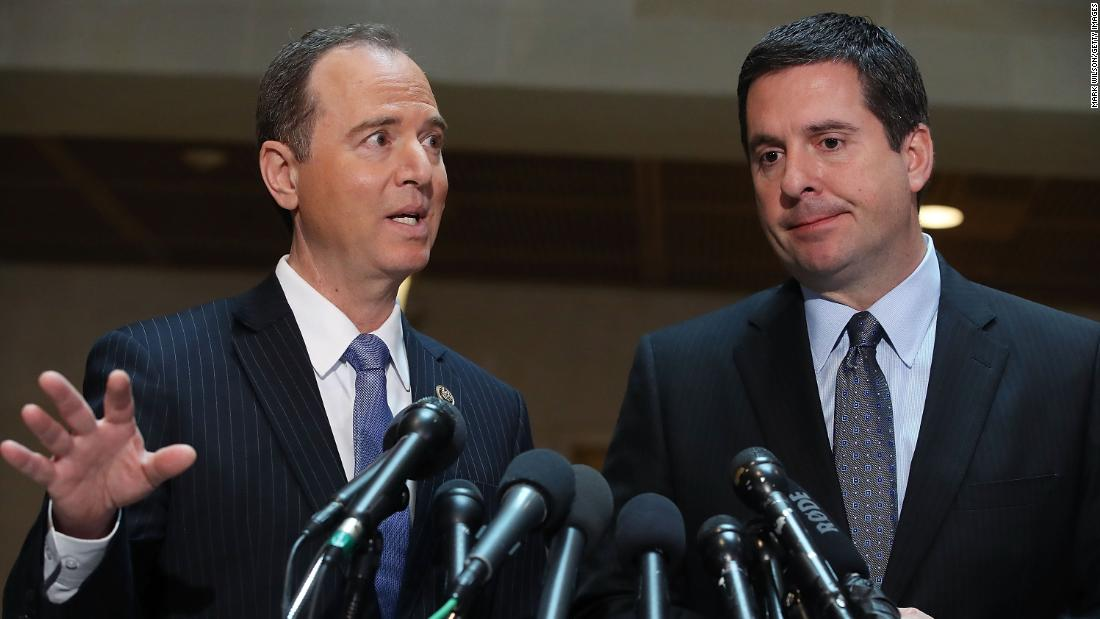The House Intelligence Committee's Russia probe is poised to break down along partisan lines