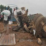 Driver dies after truck loses control in Kakamega