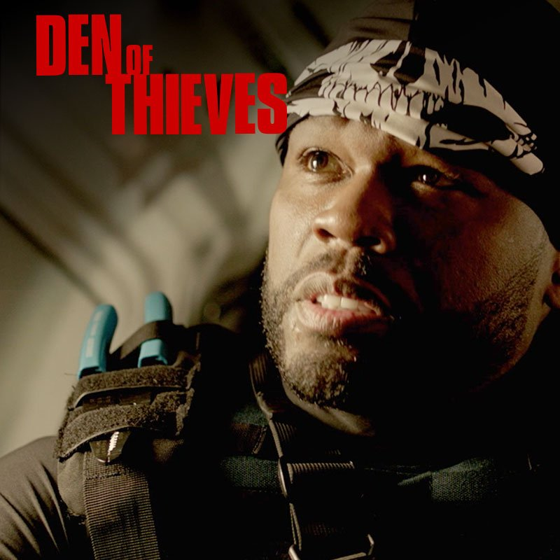 I wish I was in this movie. Wait, I am in it. ???????????? #DenOfThieves #January19 https://t.co/nx5Lbtnk0B