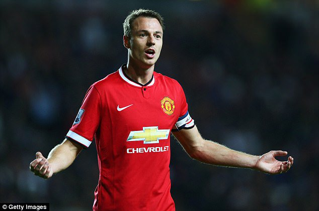 Happy 30th Birthday to former man, Jonny Evans!