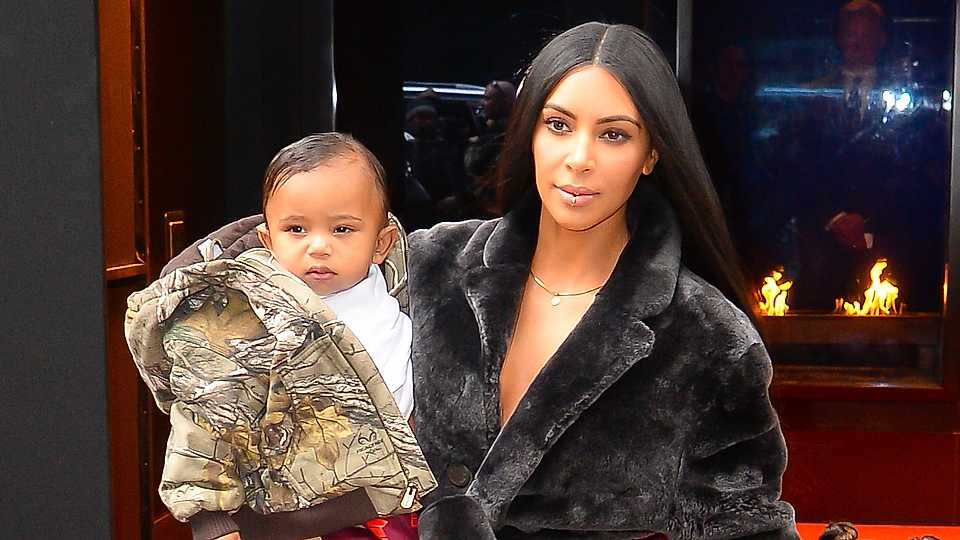 Kim Kardashian's two-year-old son Saint West 'rushed to hospital'