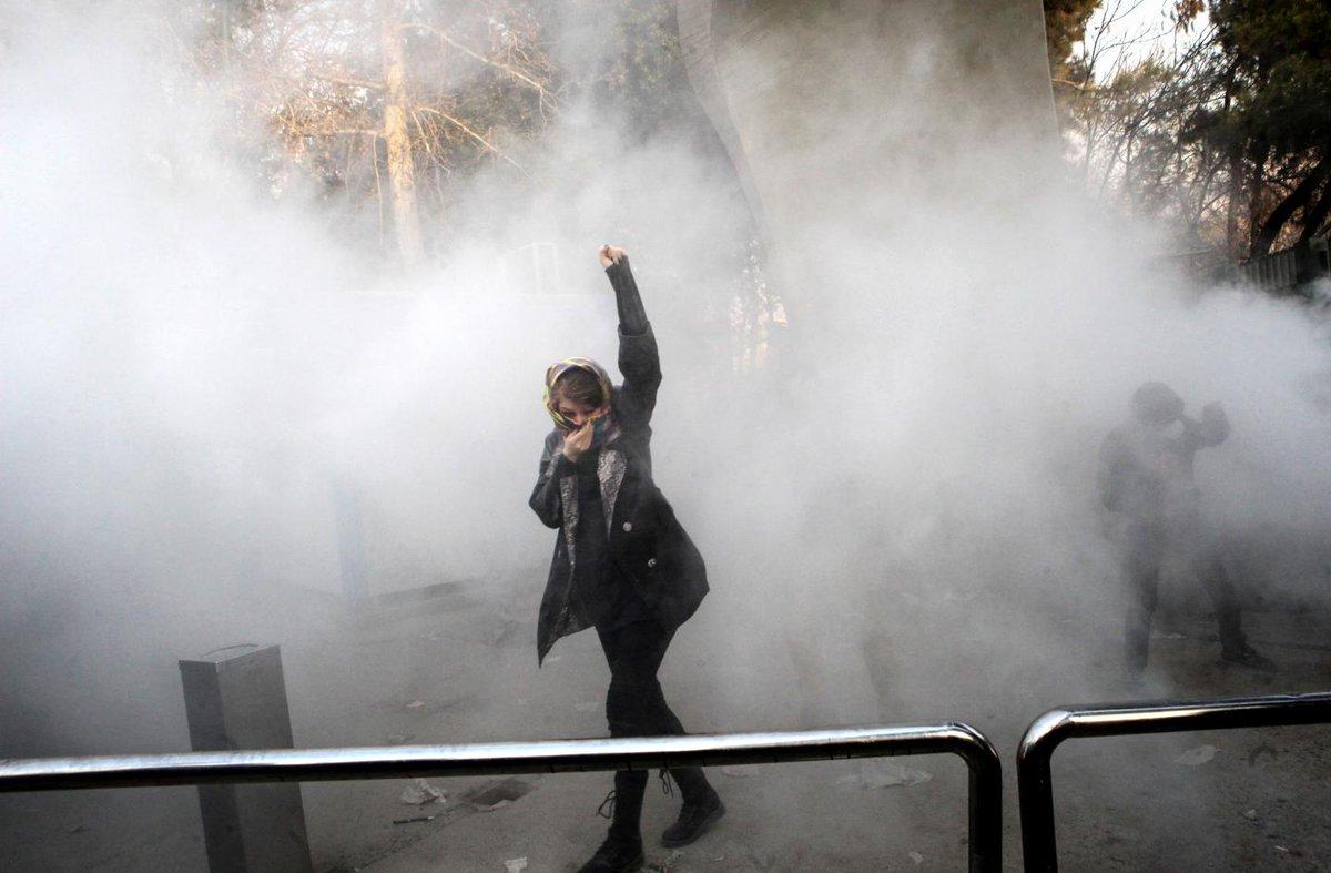 Trump bars Americans on Twitter but tells Iran to unblock social media sites