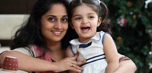 Thala\s cute princess happy birthday  little princess