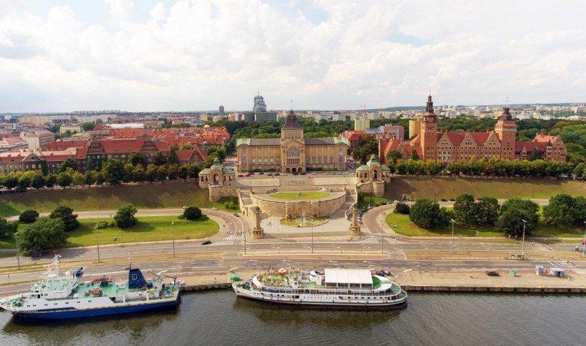 Szczecinie