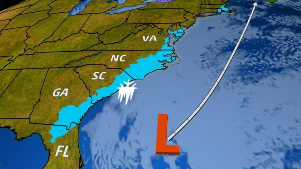 South braces for possible snow as cold weather ravages East Coast