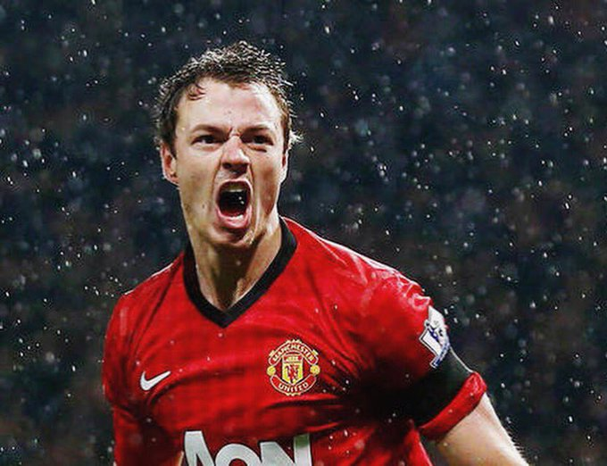 Happy 30th Birthday to Jonny Evans!