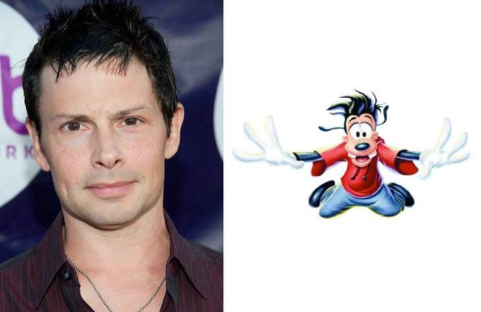 Happy 43rd Birthday to Jason Marsden! The voice of Max Goof in A Goofy Movie.