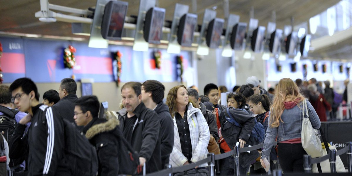 DTW ranks 4th among on-time major airports