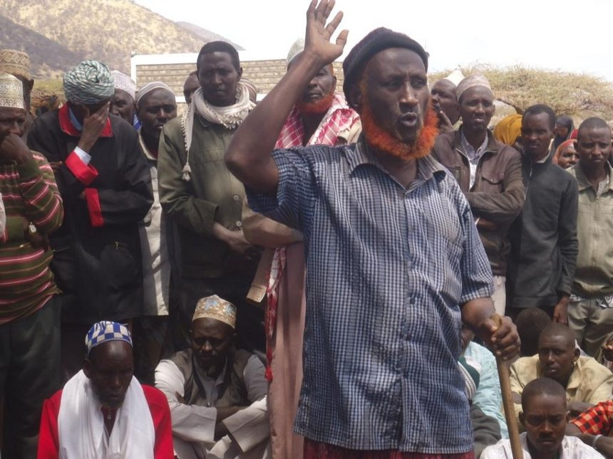 Somalis celebrate their culture and heritage in Isiolo