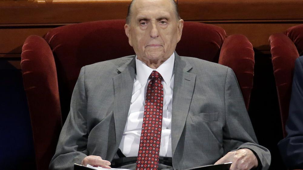 President of Mormon church Thomas S. Monson dead at 90