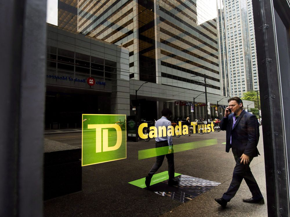 Outage of TD's online brokerage service yields mounting complaints on social media