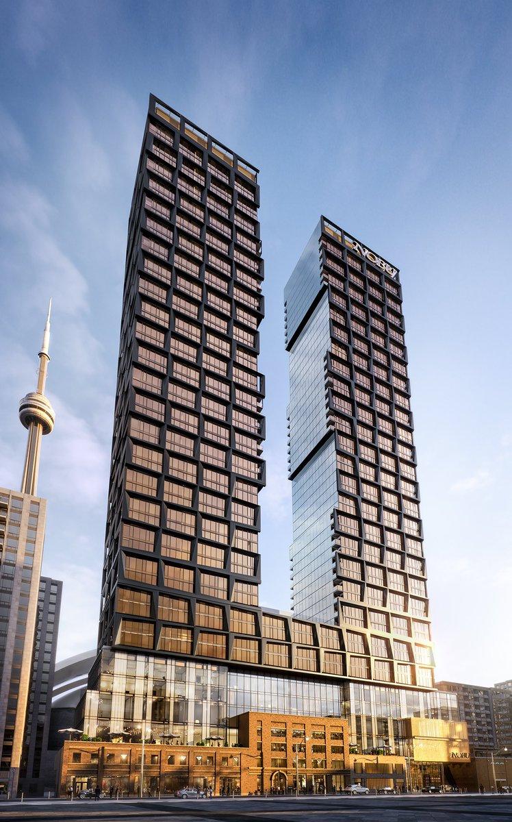 Nobu Residences is #4 on @Urban_Toronto's list of most popular database files of 2017: https://t.co/XE8KAARGaI https://t.co/Y8ziH0Z5Pi