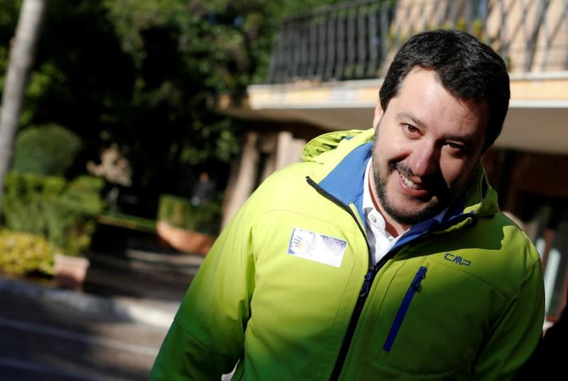 Italy's Northern League pledges to put right 'error' of euro