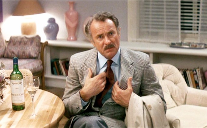 "Happy birthday to Dabney Coleman, that amazing ""9 to 5\"" baddie!"